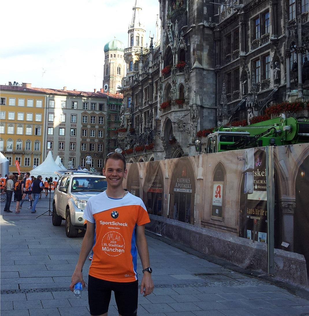 sport scheck münchen stadtlauf